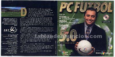 Juego pc futbol 5.0