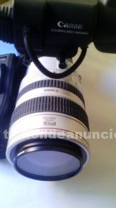 VENDO VIDEO CAMERA XL2 DE CANON