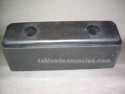 Topes/tacos de goma/defensas/cilindros-rodillos