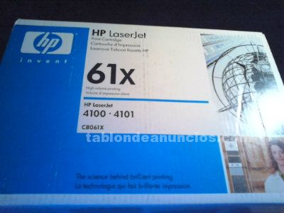Toner hp original 61 x