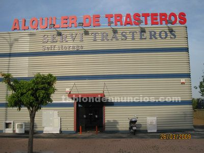 ALQUILER DE TRASTEROS SEVILLA