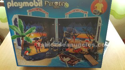 PLAYMOBIL PIRATAS (5347)