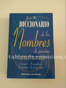 Diccionario de los Nombres de Jordi Bas