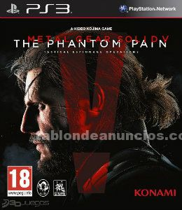Metal gear solid 5:the phamton pain