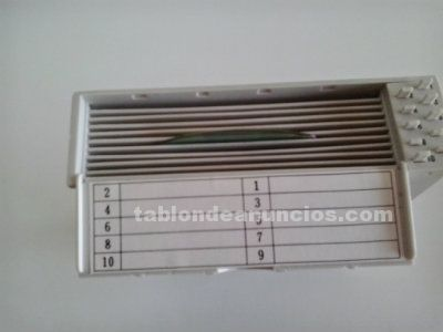 Archivador de cd/dvd interno para pc
