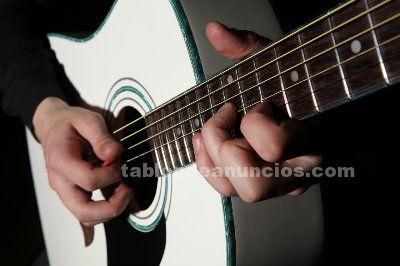 Clases particulares de guitarra sin solfeo y desde cero