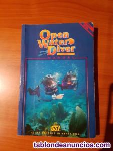 Libro Manual de submarinismo por 5 euros