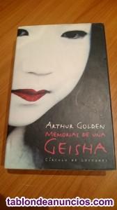 Libro Memorias de una geisha por 5 euros