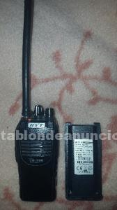 Walkie talkie hyt tc700