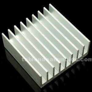 Disipador de Aluminio de 4,8x 5,5 cm