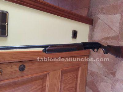 Vendo escopeta superpuesta y semiautomatica