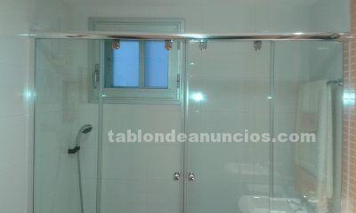 Vendo Mampara vidrio templado frontal de bañera