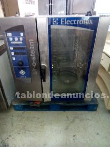 Horno industrial electrolux