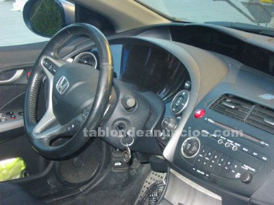 Vendo coche honda civic gasolina automatico i-shift 140 hp