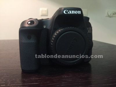Canon 70d + ef-s 18-55 is stm kit