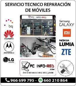 Reparacion moviles en alicante
