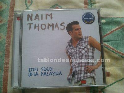 2º cd de naím thomas