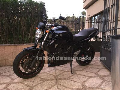 Vendo impecable fz6 n s2