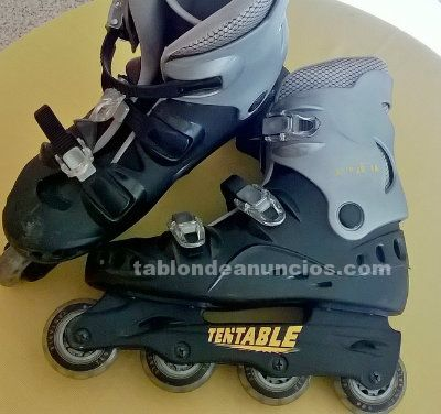 Patines chico/hombre tentable california