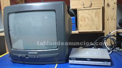 Television grunding 14 ' con tdt