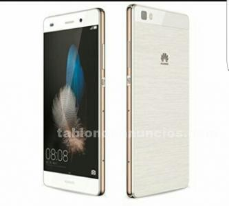 Movil huawei p9 lite sin abrir color blanco