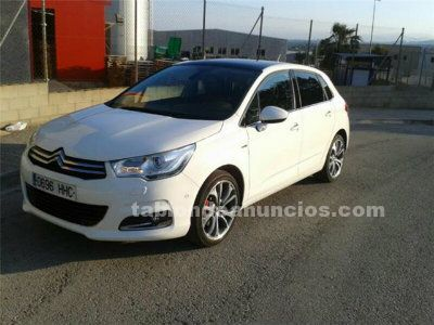 Citroen c4 1.6 thp exclusive cmp
