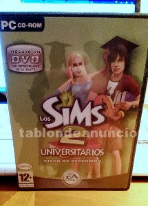 Los sims 2- universitarios pc