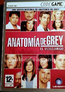Anatomia de grey- pc