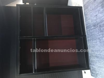Mueble expositor ropa