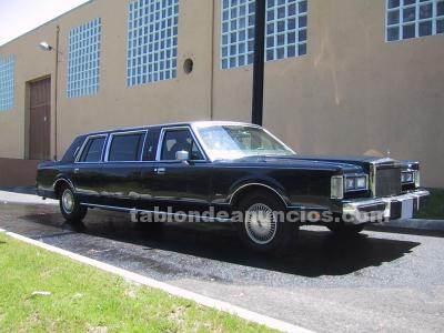 Ford lincoln limousine / limusina