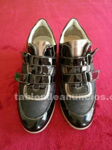 Zapatos geox n°37 mujer