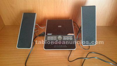 Radio cd marca sogo por 22 euros