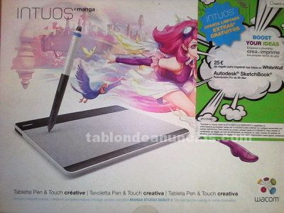 Tablet pen intuos