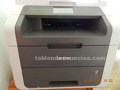 Impresora multifunción laser color – brother  dcp 9015 cdw