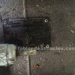 Bomba hidraulica brueninghaus hydromatik a10vso140