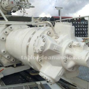 Motor hidraulico staffa