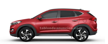 Hyundai tucson style 1.7 crdi isg 115cv, 4x2 6m/t