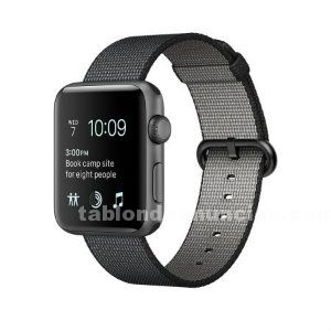 Apple watch s2 42 mm stainl. Steel black (sin estrenar)