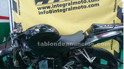 Se vende despiece documentado gsxr600 k7