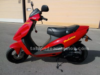 Moto scooter impecable