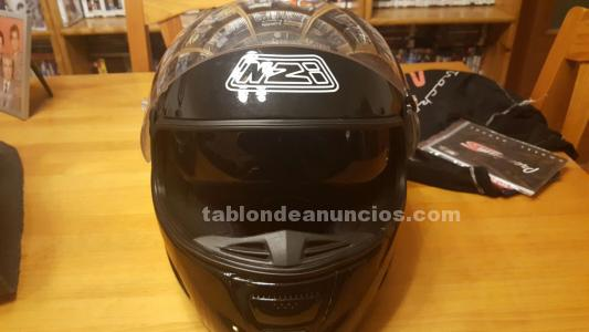 Vendo casco integral moto