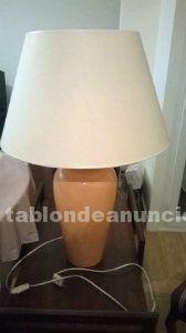 Vendo lampara de mesa