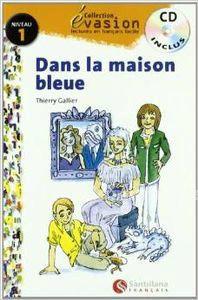 ÉVASION NIVEAU 1 DANS LA MAISON BLEUE CD