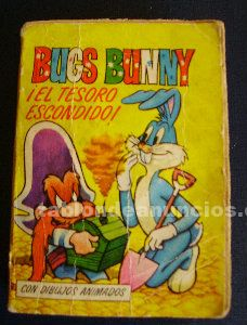 Cuento tele infancia bugs bunny