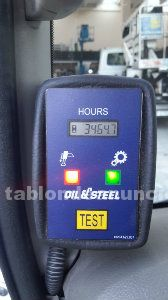 Oil & steel 20.10 geko  nissan cabstar