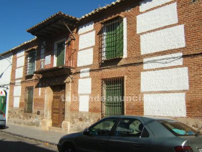Casa de Claveros Siglo XVII en Calzada de Calatrava (Ciudad Real)