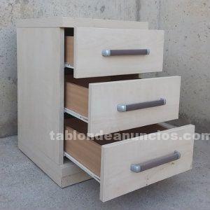 Tabl n de anuncios com buck 3 cajones con fotos mobiliario y material oficina - Mobiliario oficina ocasion ...