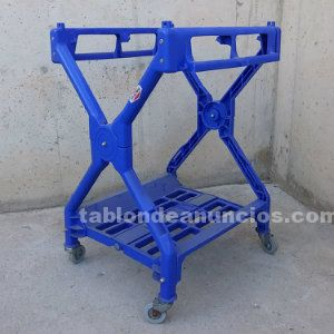 Carro plegable multiusos