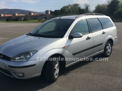 Ford focus 1.8 tdci 100cv - ranchera