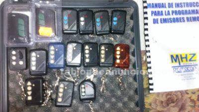 Ofertón maletín con dos máquinas para duplicar mandos
